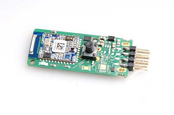 iNode Control Point UART (RFID System)